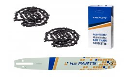 HS PARTS Prowadnica 16