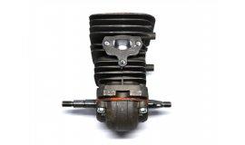 Blok silnika z cylindrem i tłokiem HUSQVARNA 36 41 136 137 141 142