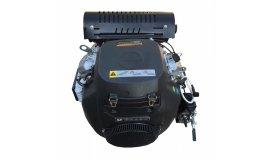 Silnik ZONGSHEN GB680 680 ccm 22 TWIN wałek poziomy 25.4mm