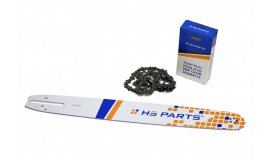 HS PARTS Prowadnica 18