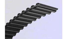 Pasek zębaty dźwigni napędowej noża 2000mm szerokość 25mm