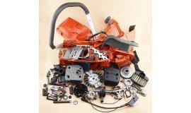 Kompletny zestaw naprawczy Husqvarna 371 372 372XP, 71cc