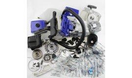 Kompletny zestaw naprawczy do Stihl MS440 044 MS460 046 - modra raport
