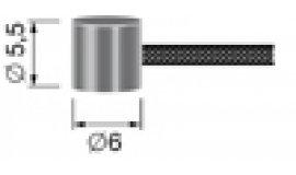 Kabel UNIWERSALNY 2,5m - TYP T Duży