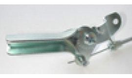 Kabel gazowy z mankietem UNIWERSALNY Metal 1400mmx1300mm