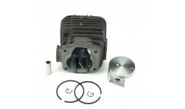 tłok i cylinder Stihl TS400 bez zaworu dekompresyjnego