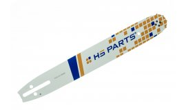 HS PARTS Prowadnica Husqvarna,Jonsered,Partner 14