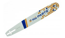 HS PARTS Prowadnica Husqvarna,Jonsered,Partner 16