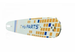 """HS PARTS Listwa prowadząca 16"""" (40 cm) 3/8"""" .050"""" (1,3 mm) 56 ogniw"""